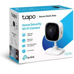 TP-Link Tapo C100 CCTV Home Security WiFi Camera 1080p Crystal Clear