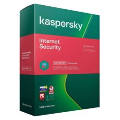 Kaspersky Internet Security 2021 - 2 Devices - 1 Year