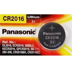 Panasonic CR2016 Lithium 3V Coin Cell Battery