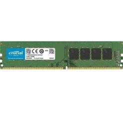 Crucial 8GB RAM Single DDR4 2666Mhz PC4-21300