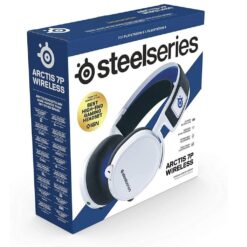 SteelSeries Arctis 7P Wireless - Lossless 2.4 GHz Wireless Gaming Headset For PlayStation 5 And PlayStation 4 - White