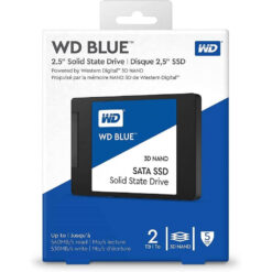 WD 2TB Blue 3D NAND Sata SSD
