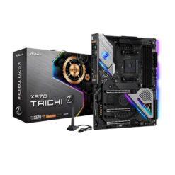 ASRock X570 Taichi AM4 AMD X570 SATA 6Gbs ATX AMD Motherboard