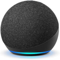 Amazon Echo Dot 4th Gen Smart Speaker With Alexa - Charcoal