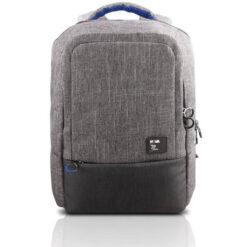 Lenovo 15.6 Inch Laptop Backpack By NAVA - Grey