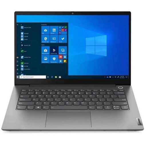 Lenovo Thinkbook 14 G2 Laptop - 11th Gen Intel Core i7-1165G7 - 8GB RAM - 1TB HDD - Intel Iris Xe Graphics - 14-Inch FHD Display