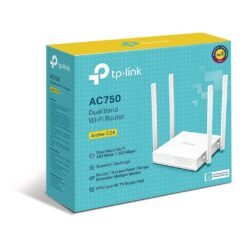 TP-Link AC750 Dual Band WiFi Router Archer C24