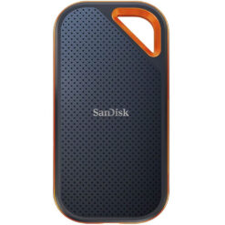SanDisk 1TB Extreme Pro Portable External SSD Gen 2 - Up To 2000MBs - USB-C - USB 3.2