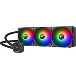 Thermaltake TH360 ARGB 360mm All-In-One Liquid Cooler System High Efficiency Radiator