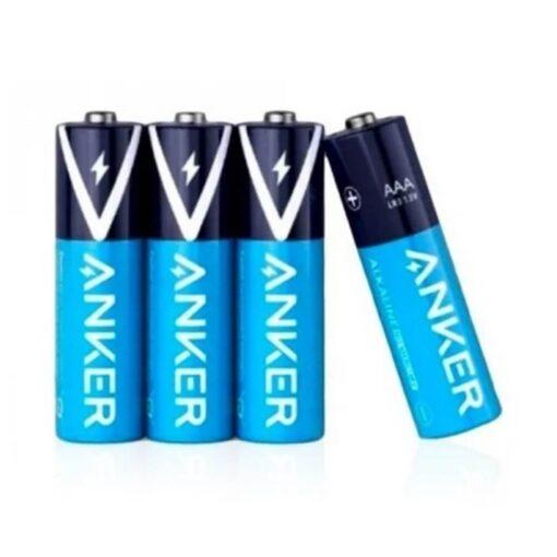 Anker AAA Alkaline Batteries - 4 Pack