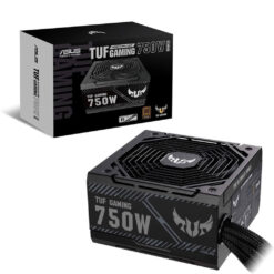 Asus TUF Gaming 750W 80 Plus Bronze PSU Power Supply