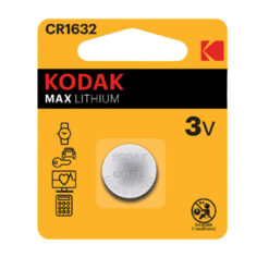 Kodak CR1632 Lithium 3V Coin Cell Battery