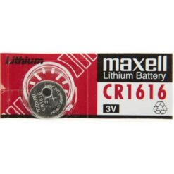 Maxell CR1616 Lithium 3V Coin Cell Battery