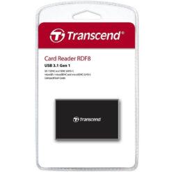 Transcend USB 3.1 Gen 1 Card Reader RDF8
